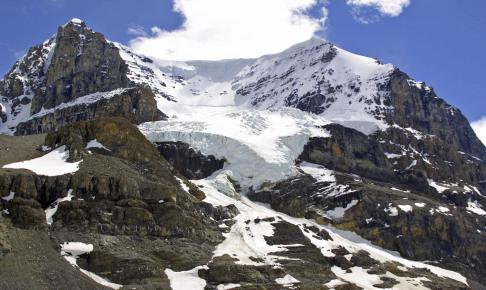 Columbia Icefield, Athabasca - Risskov Rejser