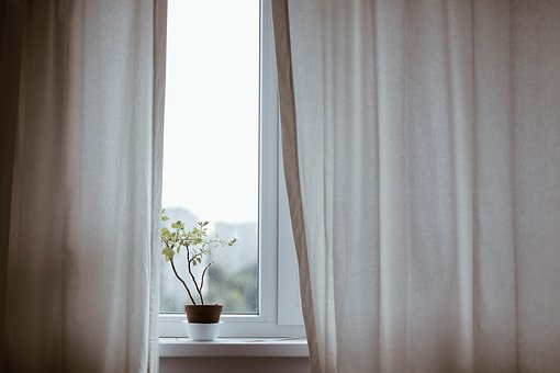 window and curtain 2
