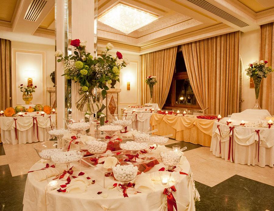 Ristorante La Foresta  Location per matrimoni Castelli