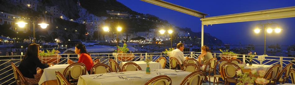 Lo Smeraldino Ristorante ad Amalfi  Cucina tipica