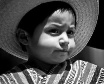bambini ristorante messicano