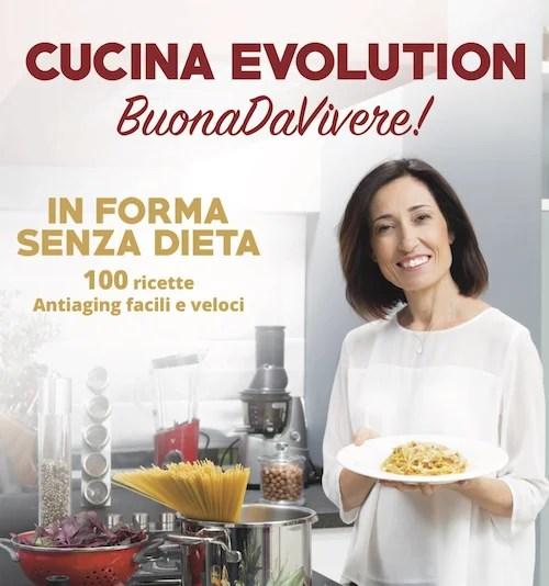 La cucina Evolution Chiara Manzi presenta il suo libro