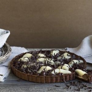 Tart Pere e Cioccolato Precut