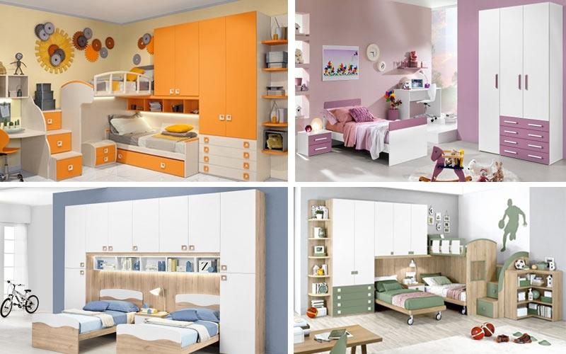 Sono meglio due stanze singole o una cameretta doppia? Camerette Per Bambini 100 Idee Tutte Da Copiare Ristrutturazioni Com