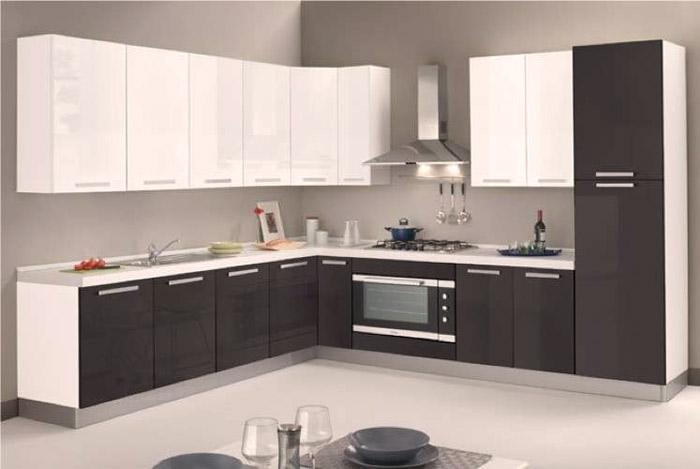 Cucine ad angolo moderne  Ottieni la cucina dei tuoi sogni