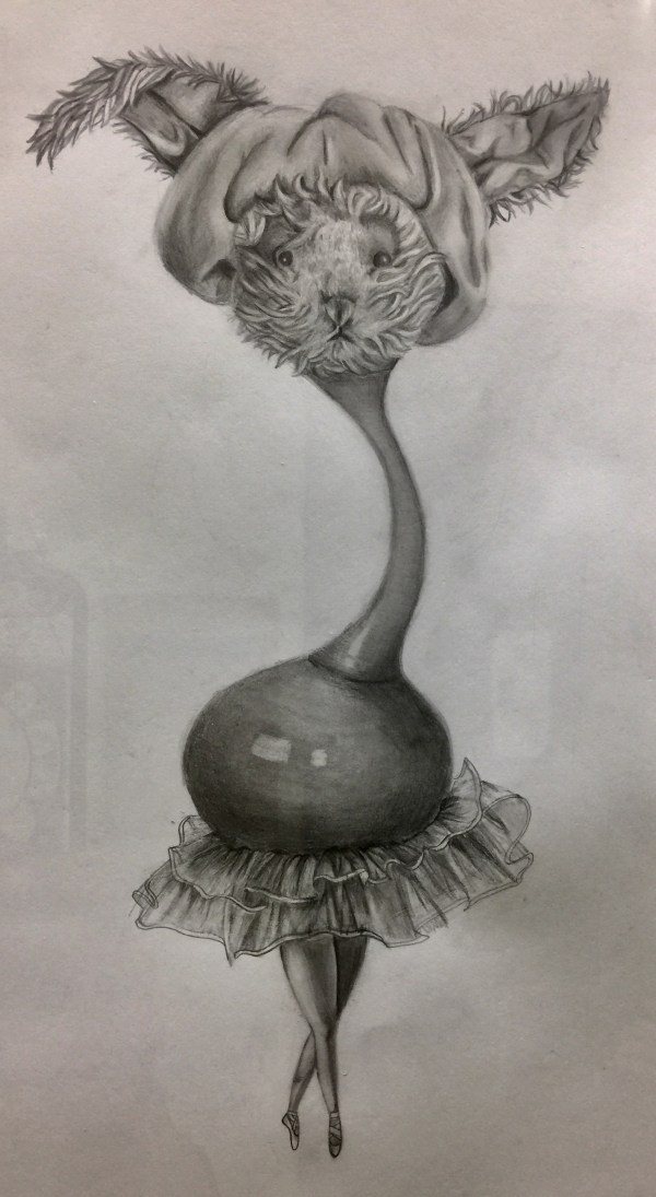Exquisite Corpse Surrealistic Drawing Game - Imagine Rit