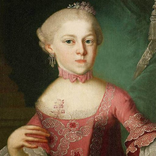 What Ever Happened To Mozart S Sister Rita Charbonnier Mozart's Sister