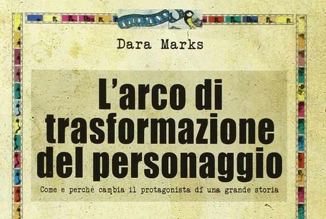 Dara Marks, «L'arco di trasformazione del personaggio»