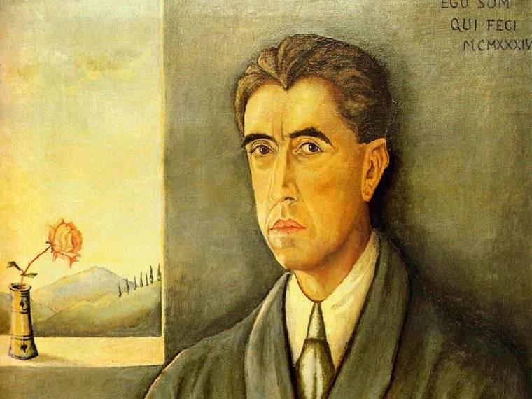 Piero Calamandrei, autoritratto