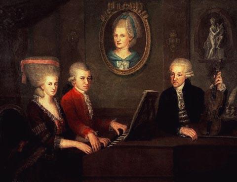 Verità ne «La sorella di Mozart»: i personaggi