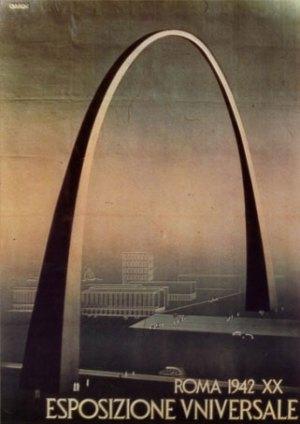 La Roma del Ventennio fascista: l'arco mai realizzato