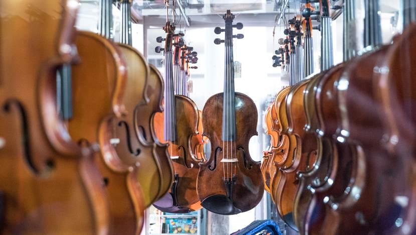«La musica perfetta» di Paolo Brecciaroli