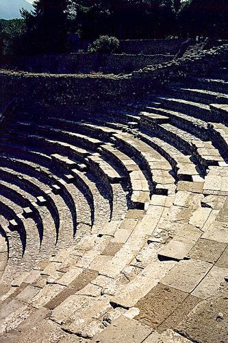Pompei - teatro