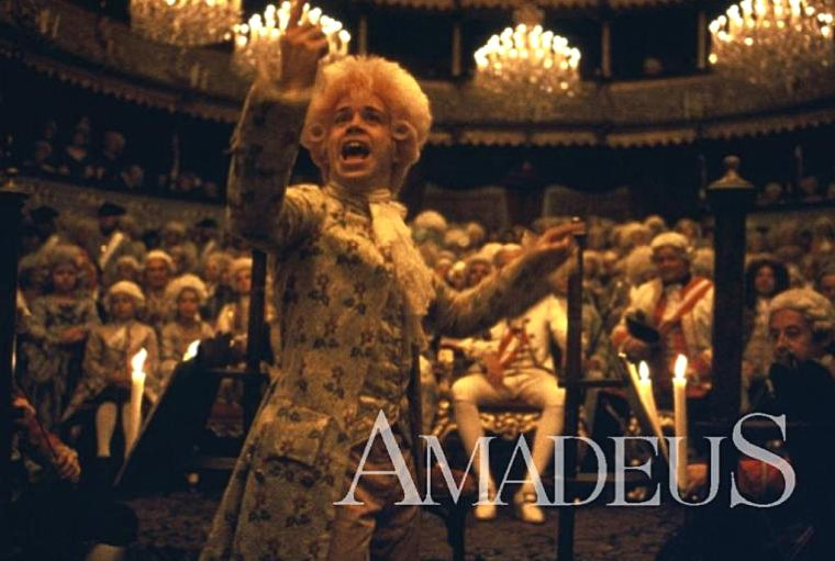 «Amadeus» di Milos Forman e la verità su Mozart (1)