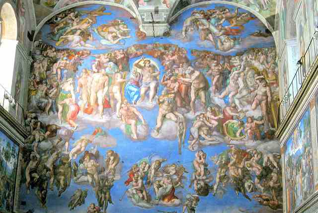 Michelangelo mon amour
