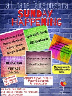 Sunday_happening-