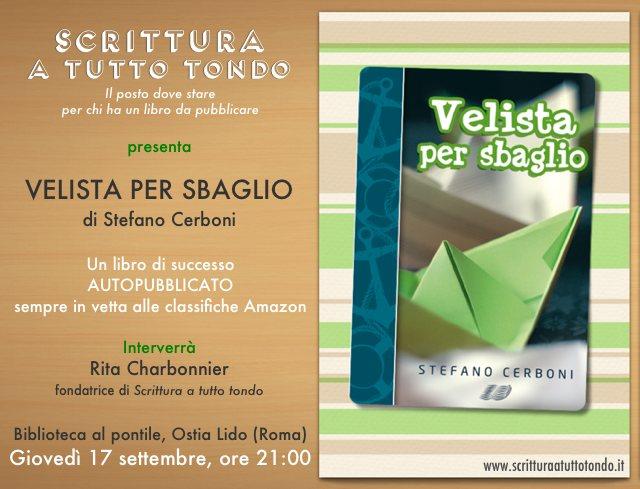 Ci vediamo giovedì 17 settembre a Ostia (Roma)