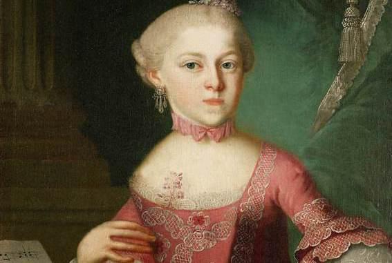 Che fine ha fatto la sorella di Mozart?