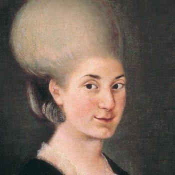 Ritratto di Nannerl Mozart