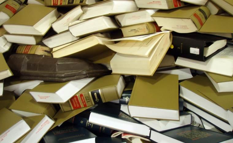 Print on demand: un mucchio di libri da buttare