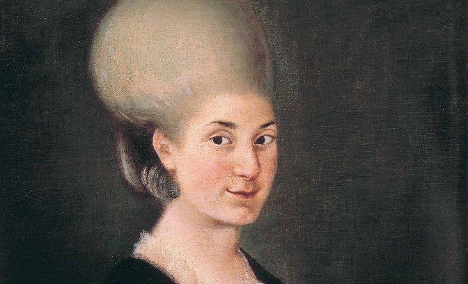 La sorella di Mozart era una musicista pari a suo fratello?