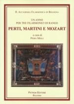 Libri di argomento musicale: Perti, Martini e Mozart