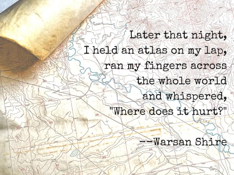 warsan shire love hurt world