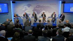 Rita's CEO panel at Davos