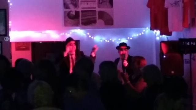 Best Blues brothers Tribute & Party Night