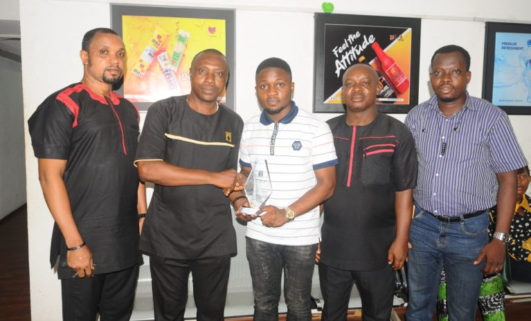 Rite Foods Limited Receives The Best Fast Moving Consumer Goods Company Award