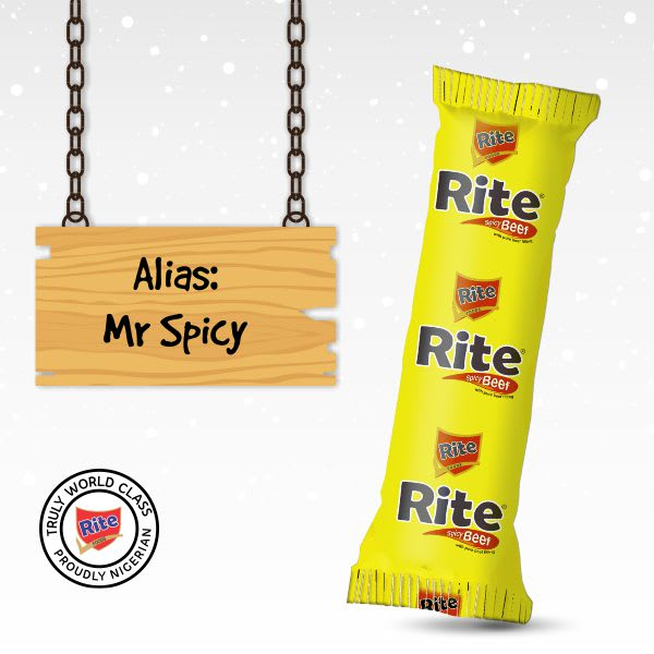 Rite Spicy Sausage Roll