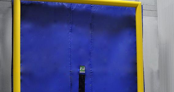 Zoneworks® Insulated Door Blankets | Rite-Hite