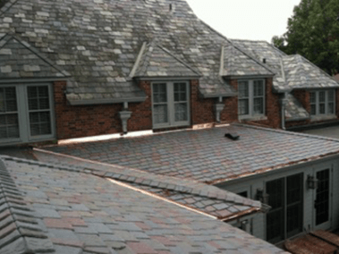 Exotic Roofing systems