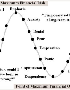 As ritholtz correctly points out in his chart  ceuphoria   is actually the emotional  cpoint of maximum financial risk and  cdespondency also sentiment cycle fear greed investing caffeine rh investingcaffeine