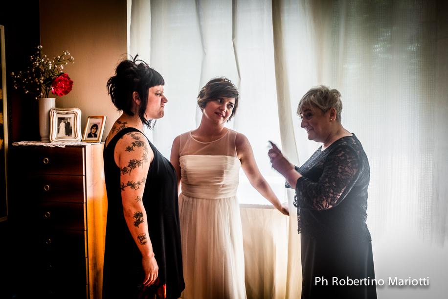 Reportage matrimonio- RITI & MITI -Torino