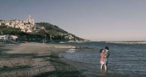 engagement seaside