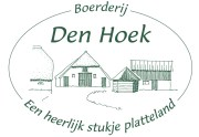 Logo van Boerderij Den Hoek