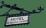 Logo van De Gouden Karper Hummelo