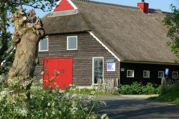 Deel Vier bij Jo Langenberg in Zwartsluis/Baarlo - aanbevolen locatie voor percussie workshop van Ritme op Maat