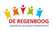 Logo van Openbare Jenaplan Basisschool De Regenboog