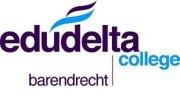 Logo van VMBO De Gaarde EduDelta College Barendrecht