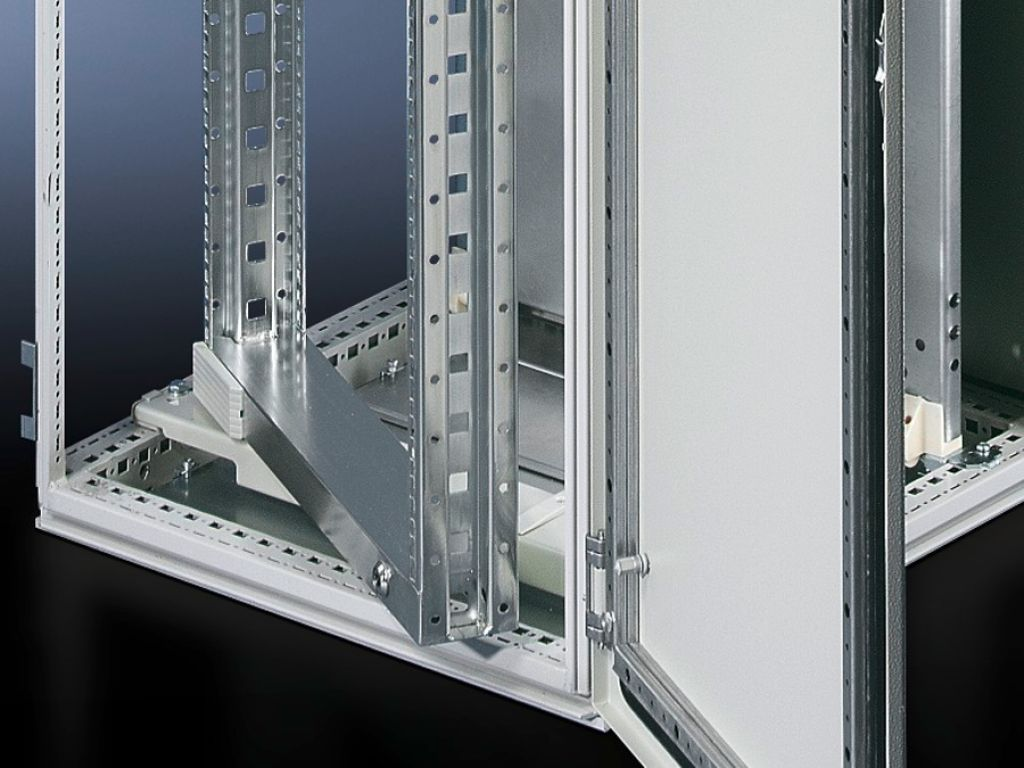 hight resolution of swing frame large without trim panel for ts se 600 mm and 1200 mm wide enclosures