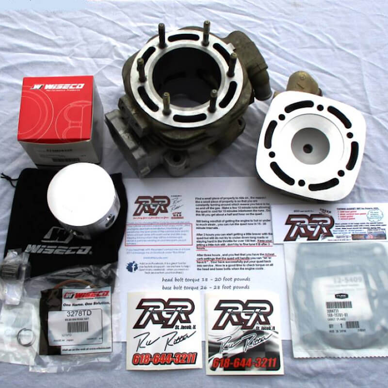 400L Top End Rebuild Kit