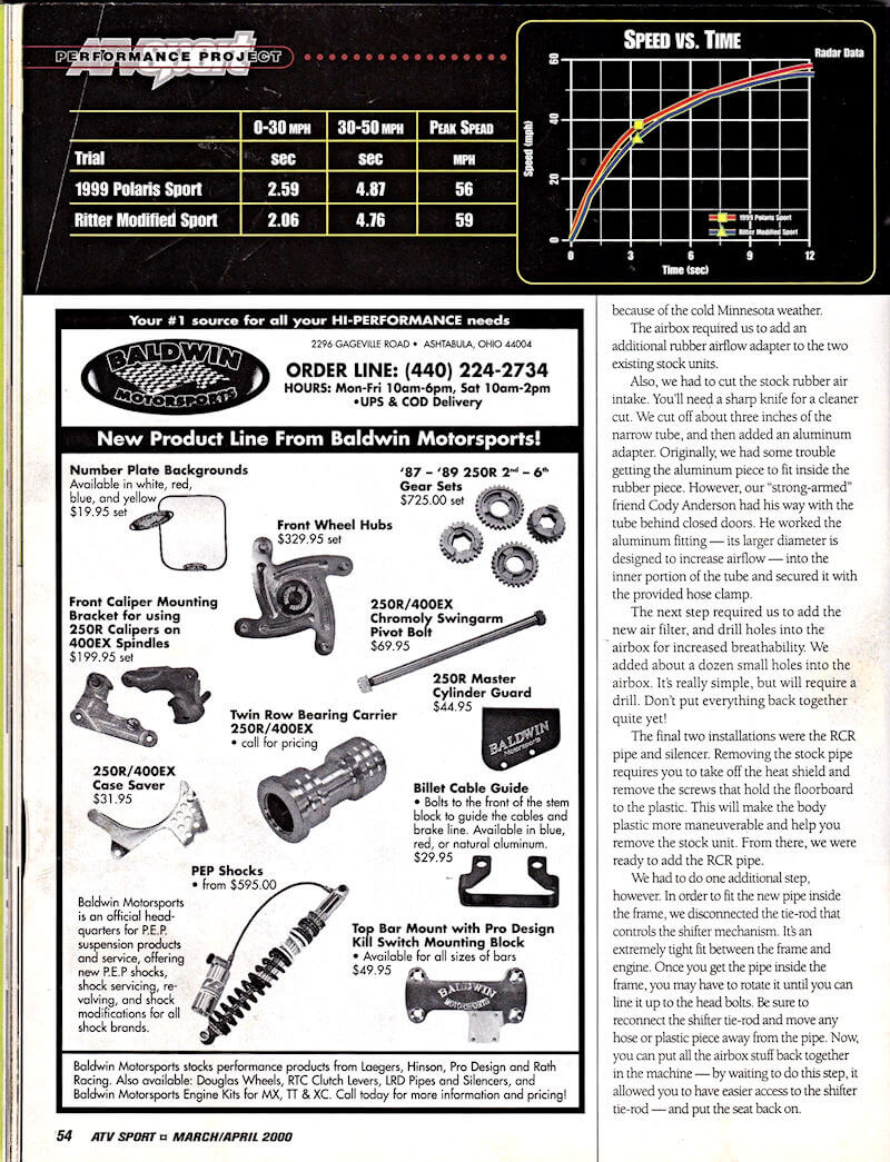 RCR Review Magazine Page 3