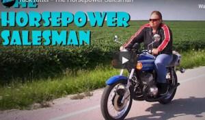 Rick Ritter The Horsepower Salesman Video