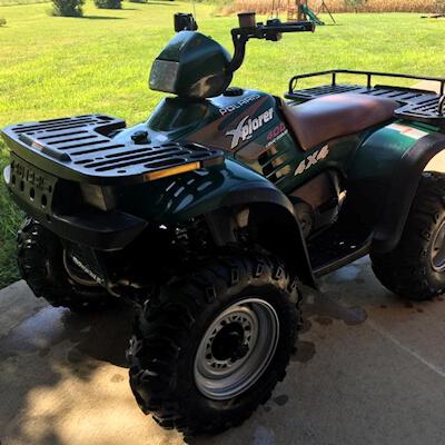 Xplorer 400 1995-1998