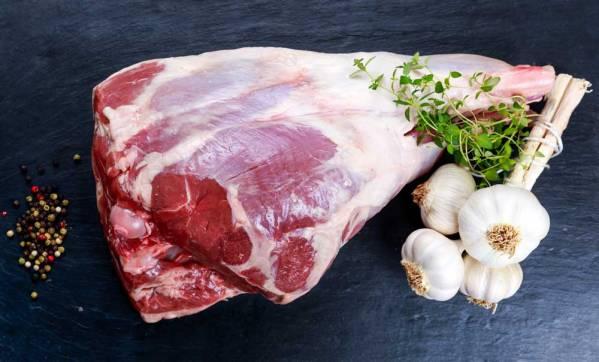 Blackbelly Leg of Lamb