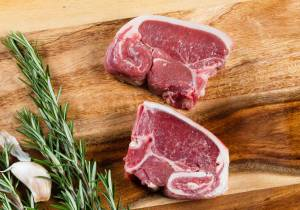 Thick-cut Lamb Chops