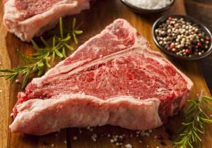 Non-GMO Beef T-bone