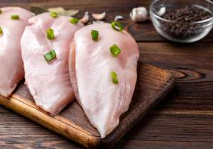 Non-GMO Pastured Chicken Breasts